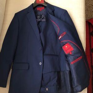 Boy formal suit set